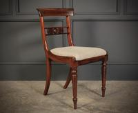 William IV Set of 8 Rosewood Dining Chairs (9 of 18)