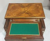 French Marquetry Games Writing Table (18 of 22)
