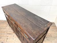 18th Century Welsh Oak Dresser Base (7 of 10)