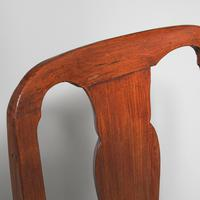 Antique Pair of George II Mahogany Side Chairs (8 of 10)