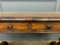 Early Victorian Rosewood Library Table (12 of 15)