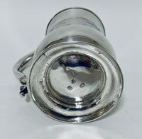 18th Century Georgian Solid Sterling Silver Tankard (12 of 16)