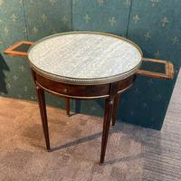 19th Century French Bouillotte Table (2 of 3)