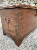 Large Antique Anglo Indian Trunk (18 of 26)