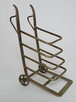Exceptionally Rare SP Toast Rack Formed as a Barrow Boys Trolley c1920 (11 of 11)