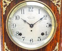 Amazing Seth Thomas Sonora chime mantle clock 8 Day Westminster Chime Bracket Clock (2 of 11)