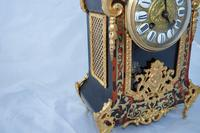 Fine Quality French Boulle Mantel Clock (5 of 5)