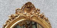 Very Good Gilt Wall Mirror (2 of 5)