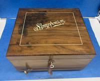 Victorian  Walnut Symphonian Music Box (11 of 22)