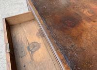 Huge Antique Victorian Oak Partners Desk (18 of 24)
