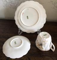 Doulton Burslem Porcelain Trio c.1897 (3 of 5)