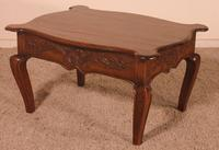 Louis XV Coffee Table in Oak - 18th Century (2 of 11)