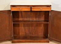 Regency Goncalo Alves Chiffonier / Side Cabinet (2 of 7)