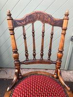 Antique Set 4 Kitchen Chairs (2 of 10)