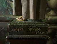 Bohumil Kafka RARE Carved Statue Sculpture St Anthony & Jesus (22 of 32)