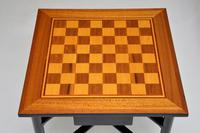 1960's Vintage Games / Chess Table (10 of 10)