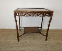 Early 20th Century Chinese Table (9 of 9)