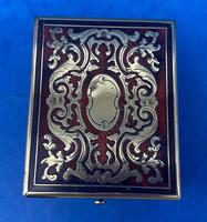 Victorian French Boulle  Watch Box (4 of 14)