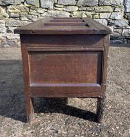 Small 17th Century Devon Oak Coffer (21 of 21)