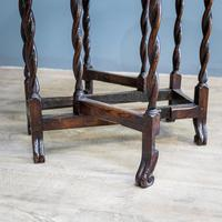 Early 18th Century Drop Leaf Table (8 of 10)