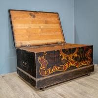 'Free Gardens Society' Painted Chest (7 of 10)