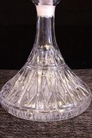 Pair of Cut Glass Ships Decanters (4 of 6)
