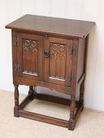 Oak Side Cabinet (5 of 9)