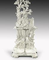 Fine Quality & Complex Mid 19th Century Cast Iron Hall / Stick Stand (5 of 6)
