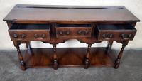 English Oak 18th Century Style Pot Board Dresser Base (5 of 7)