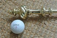 Superb Set Victorian Brass Fire Irons Larger Than Average Companion c.1890 (4 of 9)