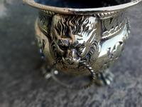Beautiful 19th Century Pierced Brass Vase (2 of 5)