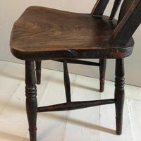 Fiddle Back Kitchen Chair (4 of 4)