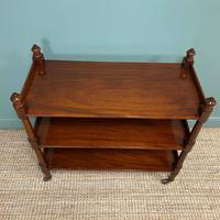 Quality Antique Victorian Mahogany Buffet (3 of 6)