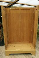 Fantastic! Old Pine 'Knock Down' Cupboard/ Wardrobe With Shelves - We Deliver! (4 of 14)