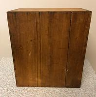 Small Primitive Cupboard with Drawer (5 of 7)