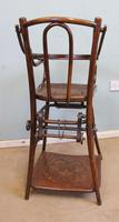 Antique Metamorphic Childs High Chair (2 of 10)