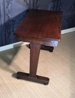 Victorian Mahogany Side Table (7 of 9)