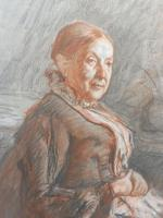 Victorian pastel portrait of grand mam artist Dodd (Free shipping to Mainland England) (5 of 10)