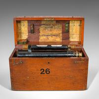Antique Surveyor's Level, English, Brass, Scientific Instrument, Halden & Sons (3 of 11)