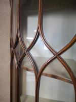 Mahogany Bow Front Corner Cabinet In The Georgian Style (7 of 9)