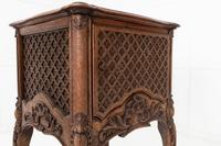 Pair of 19th Century French Oak Bedside Tables (6 of 13)