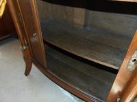 Dutch Empire Oak Side Cabinet (5 of 10)