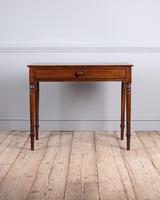 19th Century Mahogany Side Table (2 of 7)