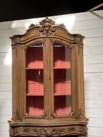 Exceptional Rare Pair of French Bookcases or Cabinets (13 of 37)