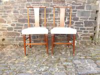 Pair of Chairs Attributed to Richard Norman Shaw (2 of 9)