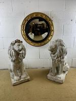 Regency Convex Gilt Mirror (2 of 6)