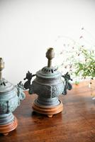 Pair of Chinese Archaic Style Urn Lamps (4 of 7)