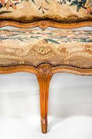 Louis XV Beech Framed Sofa (4 of 5)