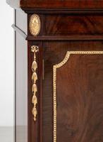 Mahogany 3 Door Sideboard (6 of 8)