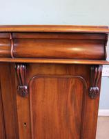 Antique Victorian Chiffonier Sideboard Base (9 of 14)